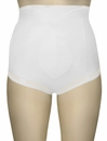 Venus Firm Control Cuff Top Brief 4047 - White