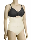 Venus Under Wonder Waistnipper Brief 6613 - Pearl White