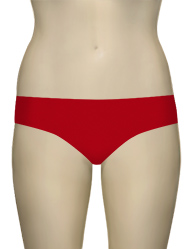 Vitamin A Corte D'Azur Paloma Hipster Bikini Bottom 410BF - RED