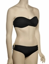 Vitamin A Modernist Bel Air Bandeau Bikini Top 011T - ECB