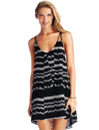 Vitamin A Modernist Rocha Slip Dress 41WD - CPC