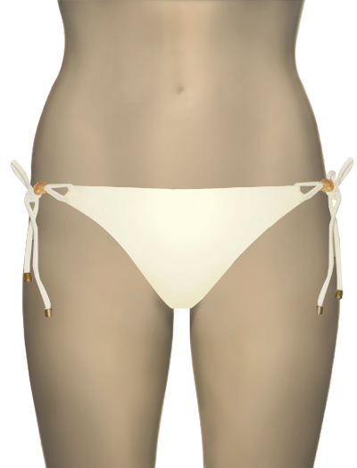 Vitamin A Serengeti Gwyneth Deluxe Tie Side Bikini Bottom 46SB - CRE