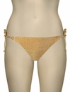 Vitamin A Modernist Gwyneth Tieside Bikini Bottom 46BC - 24K