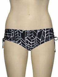 Voda Swim Classic Cut Adjustable Scoop Bottom B06 - Kenya