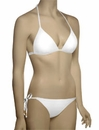 Voda Swim Envy Push Up String Bikini Top E01 - White