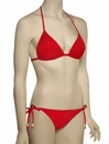 Voda Swim Envy Push Up String Bikini Top E01 - Scarlet