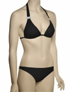 Voda Swim Envy Push Up Natural Stone Bikini Top E09 - Black