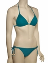 Voda Swim Envy Push Up String Bikini Top E01 - Peacock