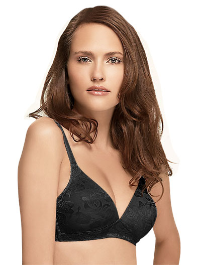 Wacoal Awareness Contour Soft Cup Bra 856167 - Black