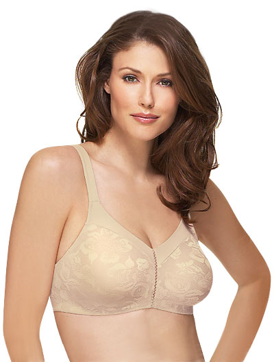 Wacoal Awareness Seamless Soft Cup Bra 85276 - Natural Nude