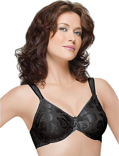 Wacoal Awareness Seamless Underwire Bra 85567 - Black