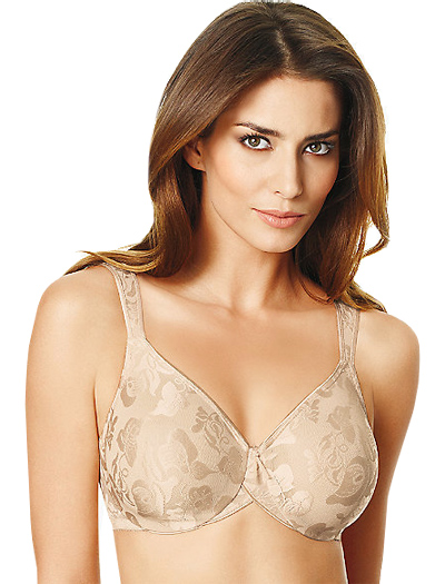 Wacoal Awareness Seamless Underwire Bra 85567 - Nude