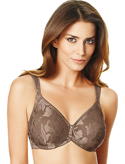 Wacoal Awareness Seamless Underwire Bra 85567 - Cappucino