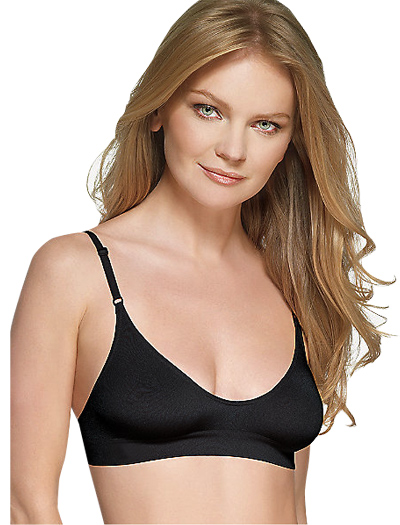 Wacoal B-Smooth Bralette Bra 835175 - Black