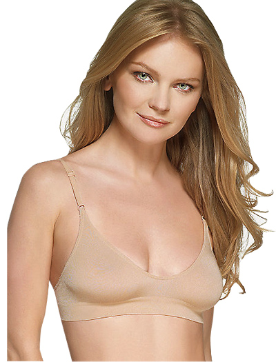 Wacoal B-Smooth Bralette Bra 835175 - Naturally Nude