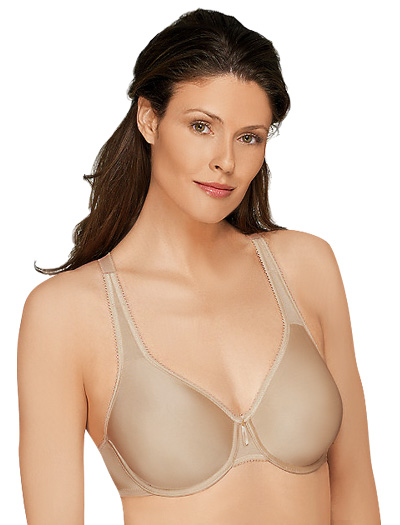 Wacoal Basic Beauty Full Coverage Underwire Bra 855192 - Natural Nude