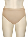 Wacoal Clean And Clear Hi-Cut Brief 871163 - Nude