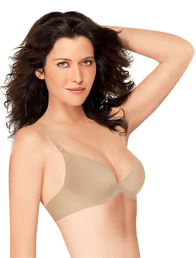Wacoal iBra Push Up Bra 85780 - Nude