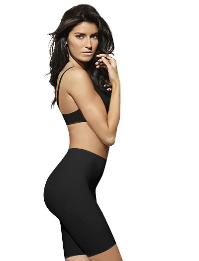 Wacoal iPant Anti-Cellulite Long Leg Shaper 809171 - Black