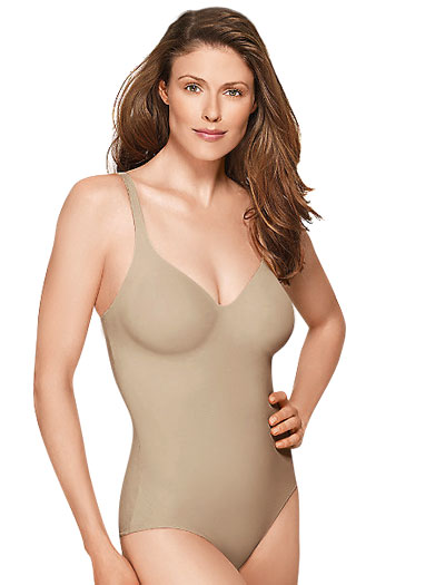 Wacoal Seamless Body Briefer 801165 - Toast