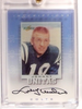 1999 Score Inscriptions Johnny Unitas autograph auto #JU-19
