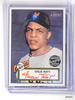 2001 Topps Heritage Red Ink Willie Mays autograph auto #THA-WM