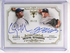 2012 Topps Museum Archival Clayton Kershaw & Hellickson autograph #D05/15