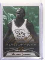 2012 Upper Deck All-Time Greats Michael Jordan autograph auto #D06/10 #MJ7