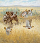 "<font size=""2"" font color=""red"">NEW</font> GSP and Gray Partridge: Resolute � giclee"