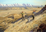 """<font size=""""2"""" font color=""""red"""">NEW</font> Setter: Worth the Climb � giclee"""