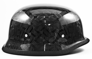 Carbon Fiber Shorty Helmets