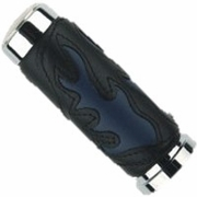 LUXURY BLUE Flame Grips