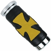 NUGGET YELLOW Cross Grips