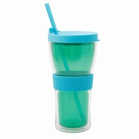 4 Color Insulated Tumblers set 4 Piece