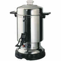 60 Cup Stainless Steel Coffee Urn