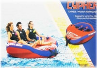 Body Glove 3 person Towable Watersport Inflatable