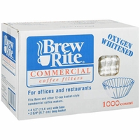 Brew Rite Coffee Filter 1000 count