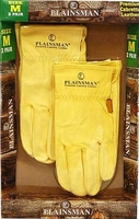 Cabretta goatskins leather gloves - Two pairs
