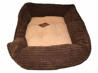 Canine Creations Pet Bed with oversized walls