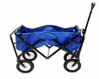Collapsible Wagon Great for Gardening, Camping and Sporting Events