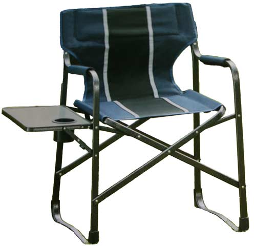 Director Chair Fold Amp Go Camp Chair With Drink Holder