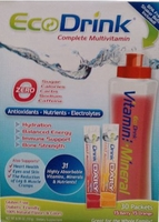 Eco Drink Complete Multivitamin 30 Packets