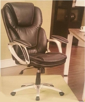 Executive Office Chair with EZ tool free assembly