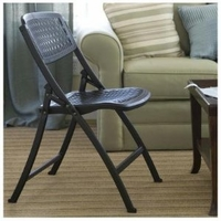Flex One Event Folding Chair From Mity Lite with Breathable Seat and B