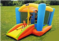 Inflatable Jumping Play Set for Kids