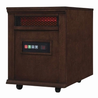 Infrared Quartz Heater with Remote