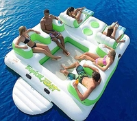 New 6 person Floating Deck