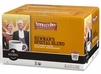 Newman's Own Organics Extra Bold Coffee