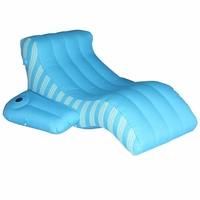 Paradise Lounger - inflatable pool float