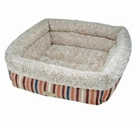 Pooch Planet Plush Perfection Pet Bed